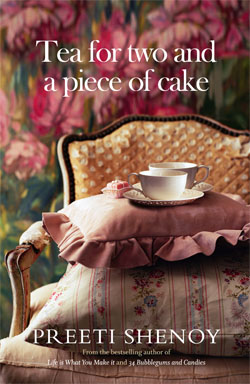 Tea for Two and a Piece of Cake.indd