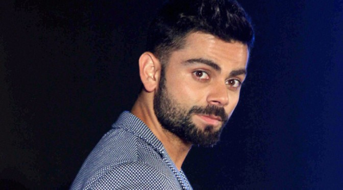 Virat Kohli Drinks Water Worth 600Rs. Per Litre