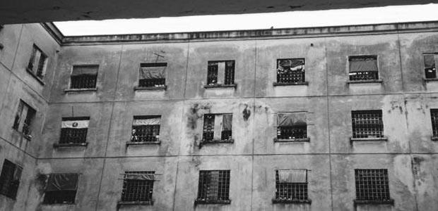 Carandiru-Penitentiary