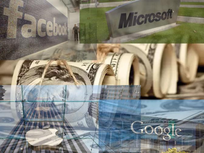 How Apple, Google, Microsoft make money