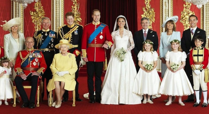Words That Are Banned From Usage In The British Royal Family