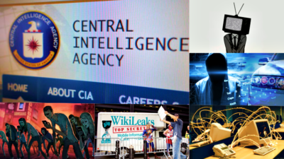 CIA can hack computers/mobiles/TVs not connected to the web